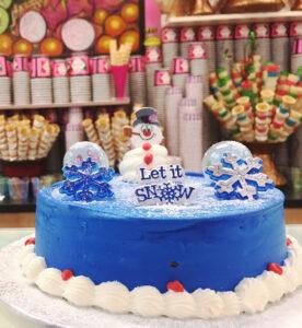 Frosty Ice Blue #10