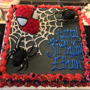 Spiderman Dark #6