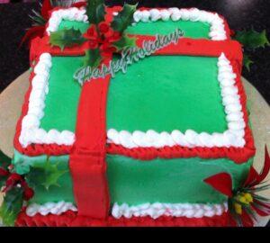 Christmas Gift Box #52