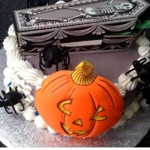 Halloween Coffin #53