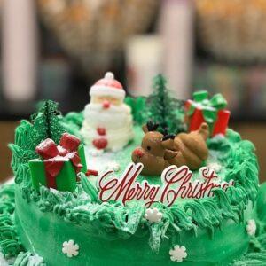 Rudolph and Santa #38